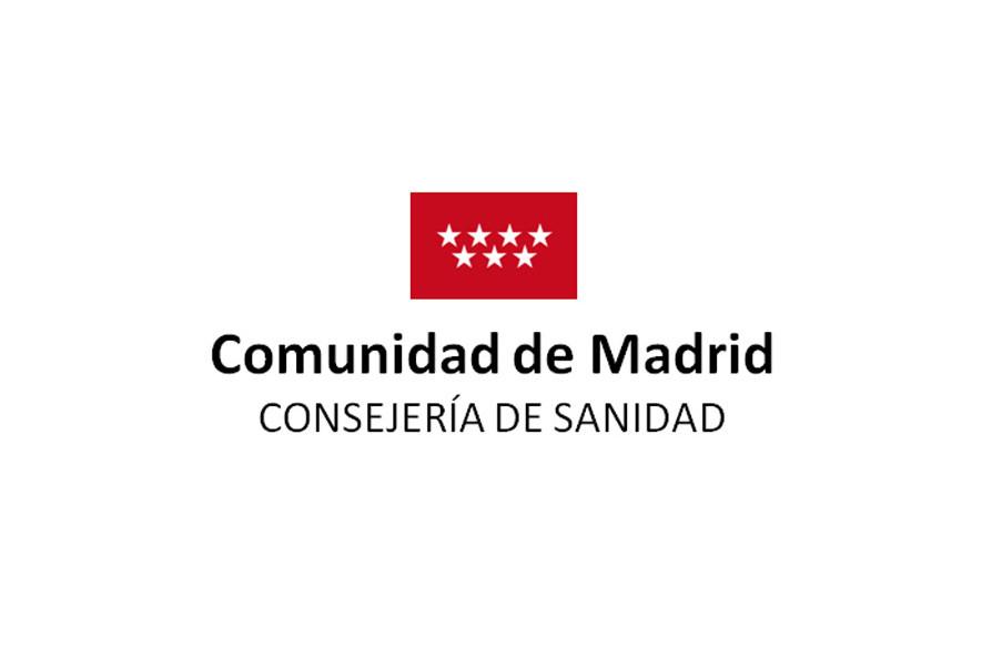 consejería de sanidad comunidad de madrid