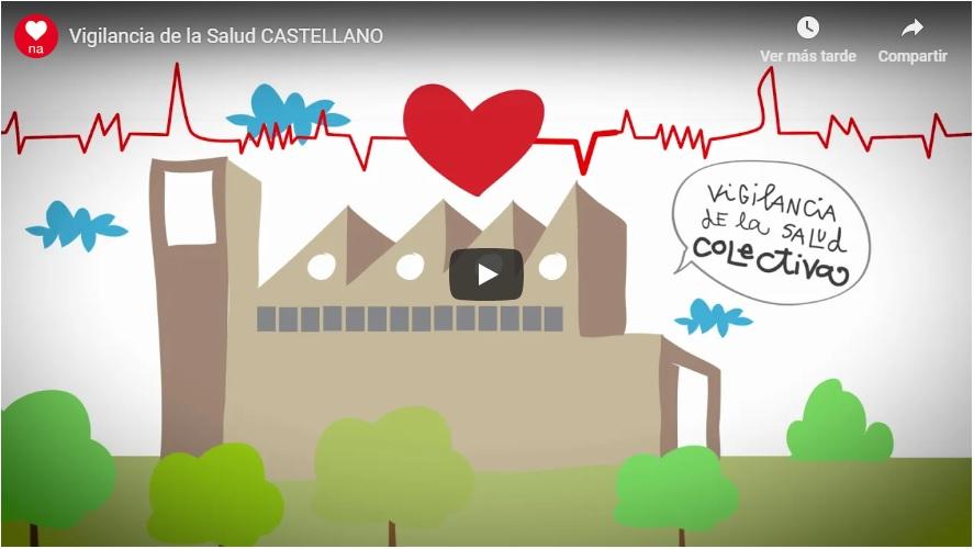 Video explicativo Vigilancia de la Salud Colectiva.