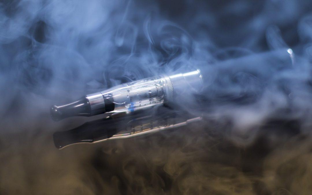 Cigarrillo electrónico una similitud al tabaco