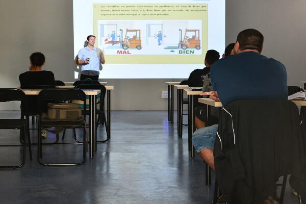 Prevención de riesgos y formación PRL