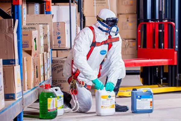 Servicio de prevención higiene industrial