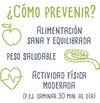 prevención de diabetes