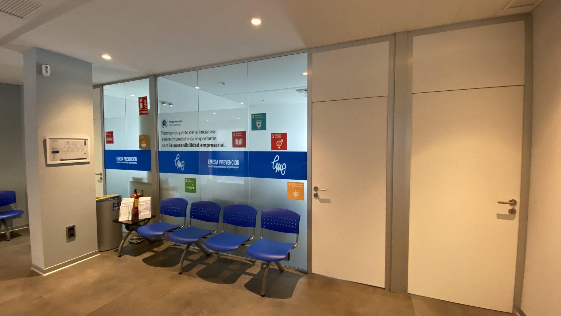 Centro de reconocimientos médicos en Madrid