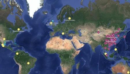 afectación mundial coronavirus