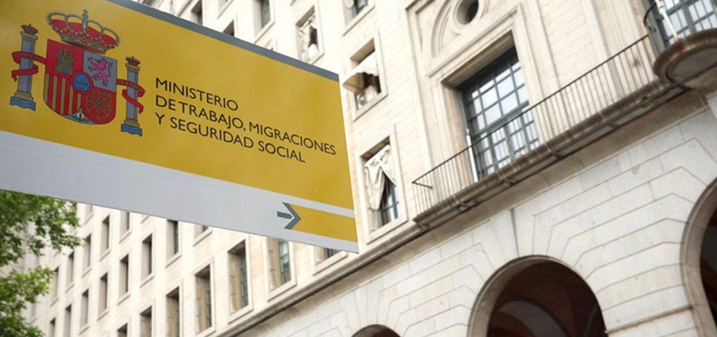 Sede Ministerio Trabajo y Seguridad Social