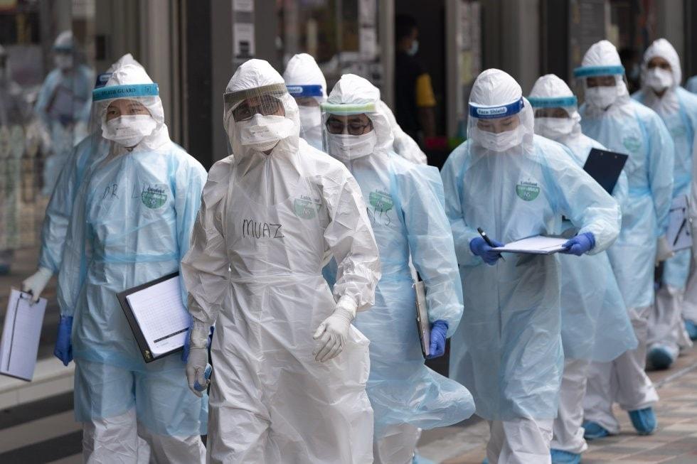 La postpandemia y sus secuelas - covid 19