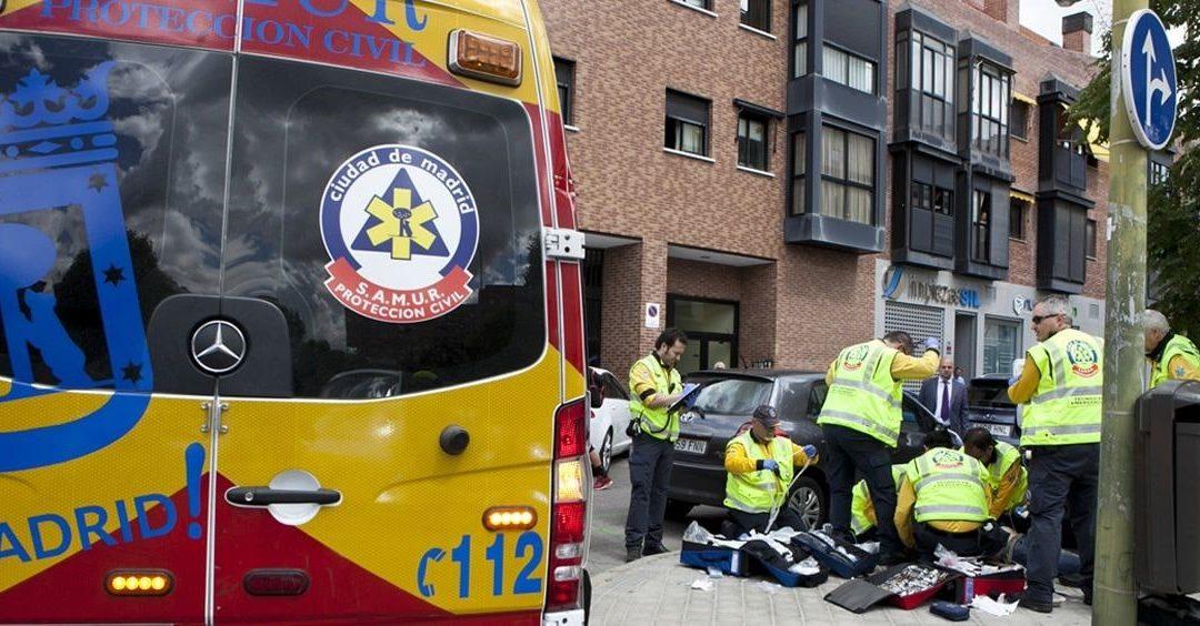 ambulancia asistencia