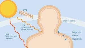 radiación UVB