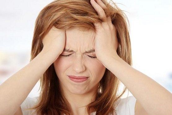 fuerte dolor de cabeza - cefaleas