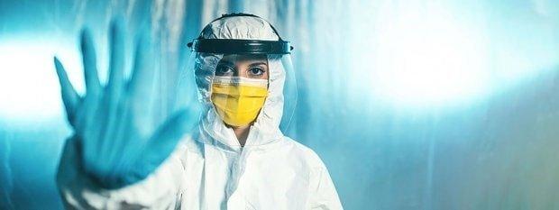 enfermera con Epi