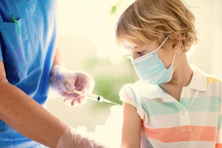 vacunación en edad escolar