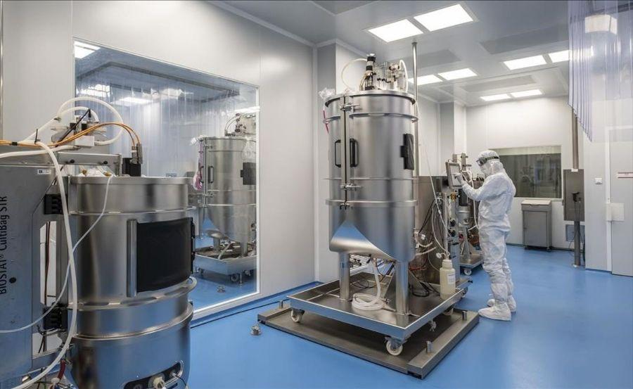 fabricación vacuna española